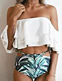 NACOLA Women Two Piece Swimsuit Bikini Beach Swimwear