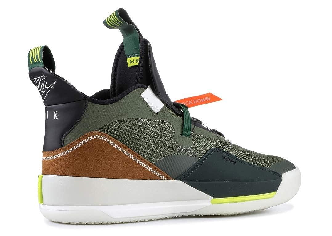 25acae2e3d2 Amazon.com   Nike Air Jordan 32 NRG Travis Scott CD5965 300 Olive   Shoes