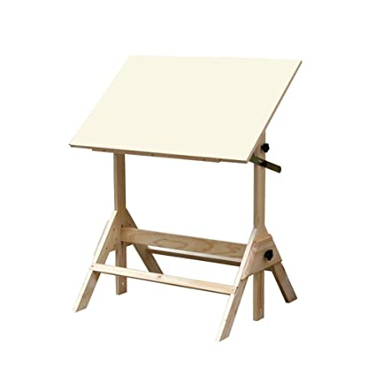 LXLA-Cavalletto dipingere in legno massello per artista ...