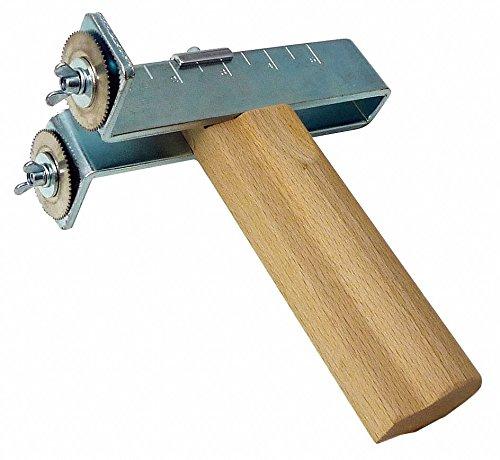 Drywall Stripper,5 In,Steel,Wood Handle Review