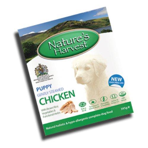 Natures Harvest Puppy Wet Dog Food, 395 g, Pack of 10 by GroceryLand