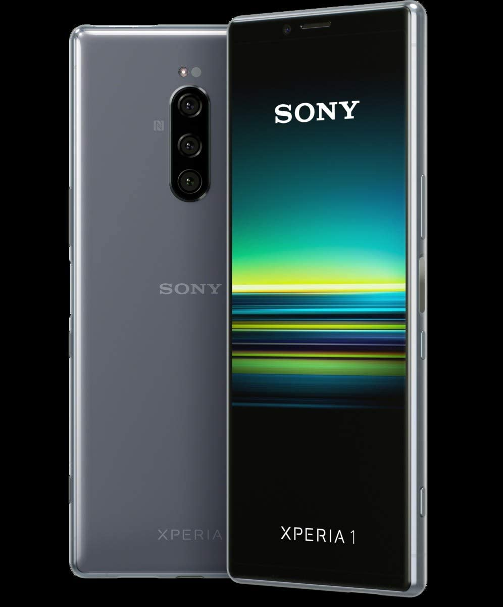 Sony Xperia 1-128GB Smartphone (6, 5 Zoll OLED Display, Triple ...