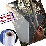 Waterproof Inkjet Silk Screen Printing Transparency Film Paper 5mil, 17