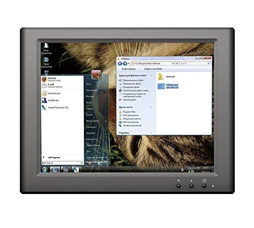 Lilliput 8 4:3 Um-80/c Mini Usb Monitor(non-touch Screen) By Viviteq Inc