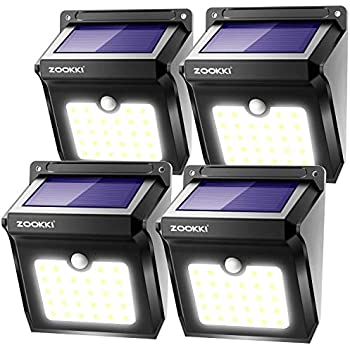 Solar Lights Outdoor Motion Sensor Ithird Led Solar