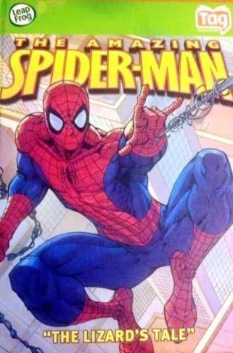 LeapFrog The Amazing Spiderman Activity Storybook