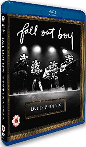 Fall Out Boy: **** - Live in Phoenix [Blu-ray]