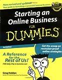 Starting an Online Business for Dummies®, Greg Holden, 0764516558