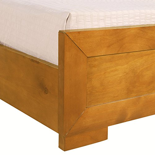 Camden Isle Oxford Bed, King, Walnut