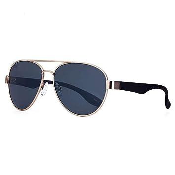 QZHE Gafas de sol Gafas De Sol Hombre Piloto Gafas De Sol ...