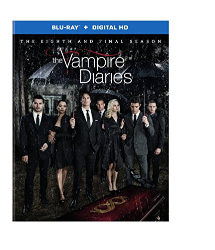 Blu-ray : The Vampire Diaries: The Eighth and Final Season (2 Pack, Slipsleeve Packaging, , Dolby, AC-3)