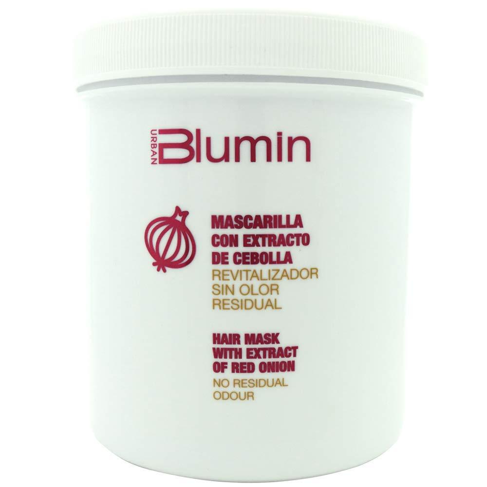 Blumin Mascarilla Cebolla Roja Revitalizadora de Pelo/Mascarilla Revitalizante Cebolla Roja para Cabello de,