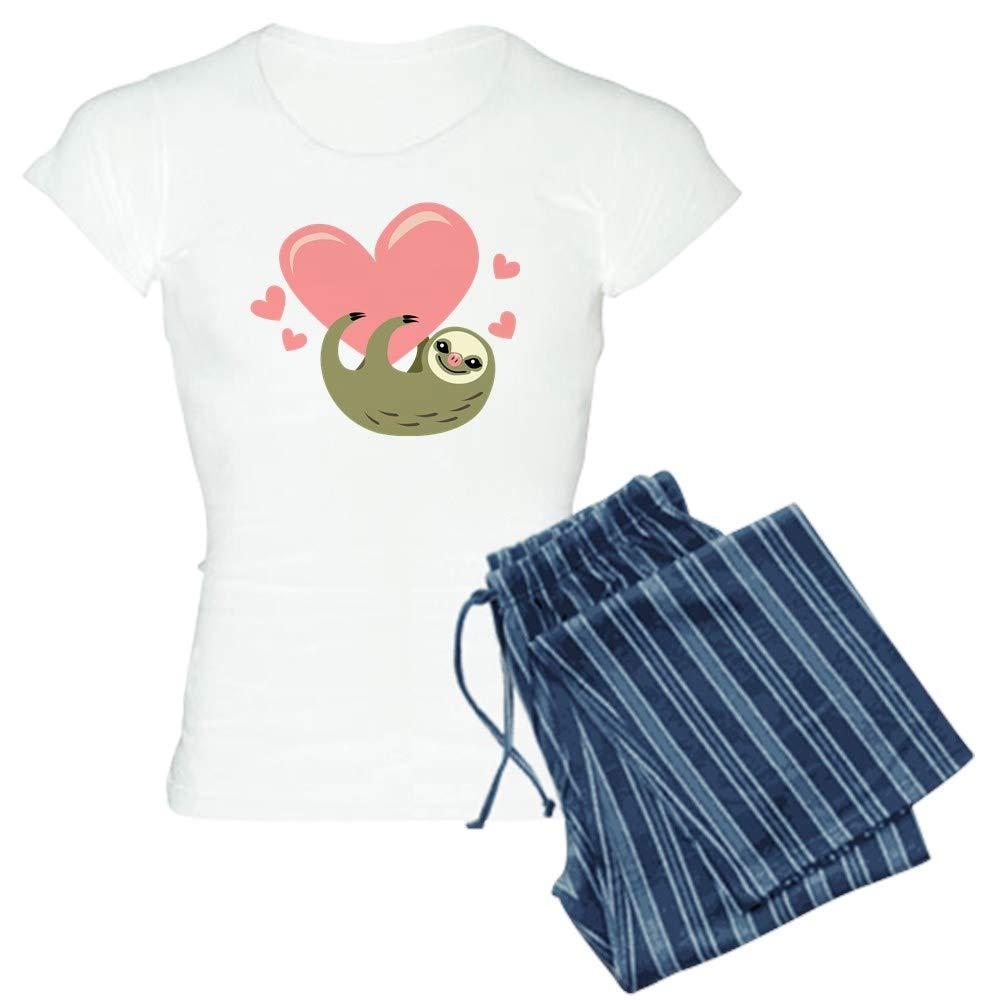 CafePress Sloth Pajamas Women's PJs
