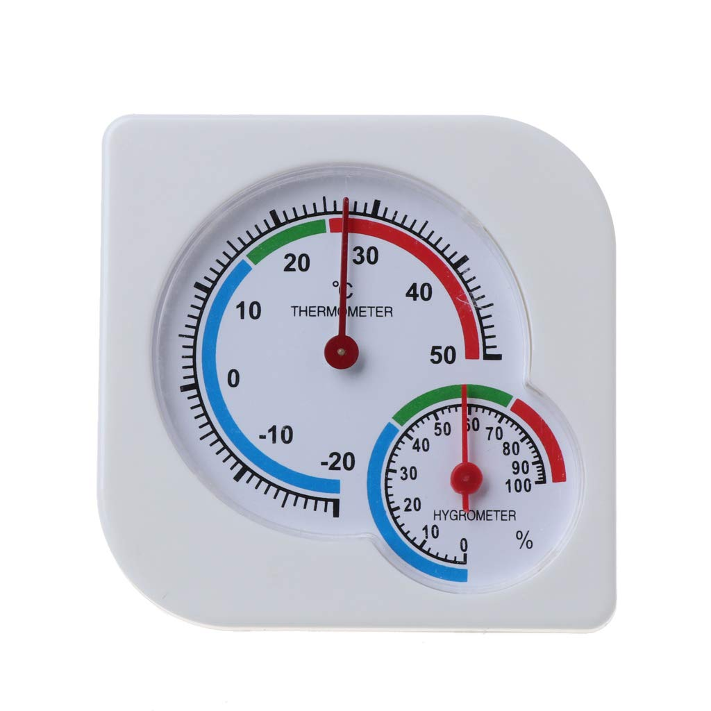 Yuayan WS-A7 Multifunction Thermometer in Outdoor Wet Hygrometer Humidity Thermometer
