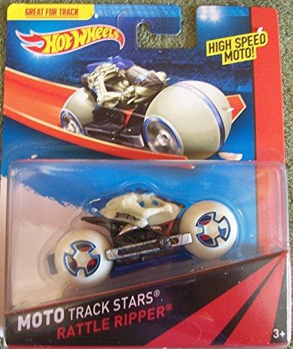 Hot Wheels Moto Track Stars Rattle Ripper