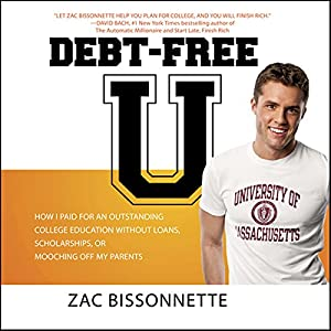 Debt-Free U Audiobook