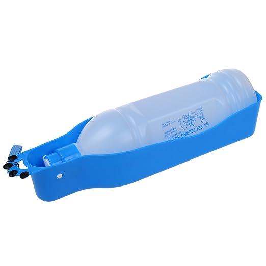 12 opinioni per SODIAL (R) Bottiglia di acqua giocattolo di plastica per il cane animale