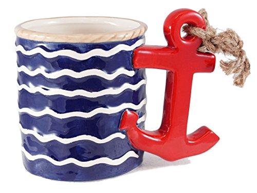 Anchor Ceramic Mug - 7