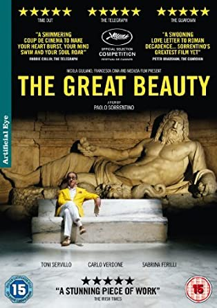 Image result for the great beauty movie poster amazon