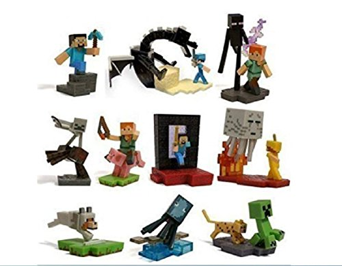 OPL Party Gift For Kids Mini Figure 10 set by OPL