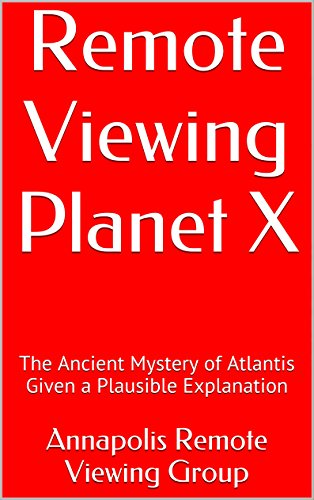 (Remote Viewing Planet X)