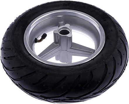 Amazon Com D Dolity Tire Wheel Tyre 110 50 6 5 Rear For Pocket Bike Mini Bike Wheel Motor Motor Bike 49cc 2 Stroke Automotive