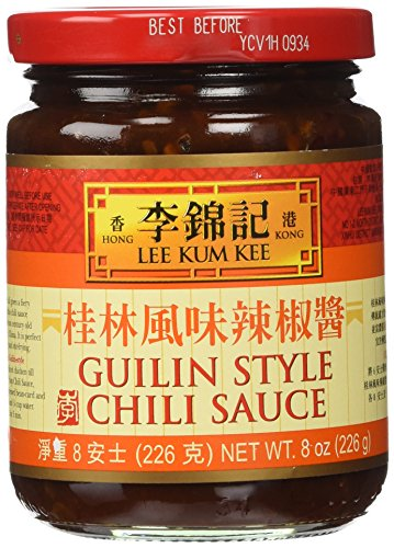 Lee Kum Kee Guilin Style Chili Sauce - 8 oz.