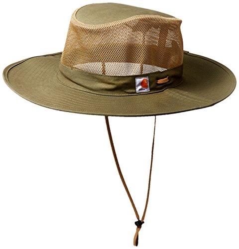 - Carhartt Women's Odessa Sun Hat, Army Green, S/M
