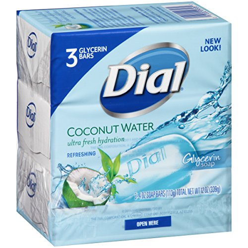 dial-glycerin-bar-soap-coconut-water-4-ounce-bars-3-count-pack-of-6