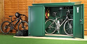 Lovely High Security Bike Storage Unit   The Annexe Bike Shed From Asgard (Flat  Packed)