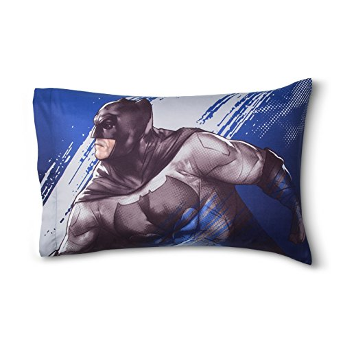 Franco DC Comics Justice League Batman Pillowcase