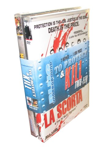 To Protect and Kill Two-Fer: La Scorta & How to Kill a Judge by Ryko Distribution