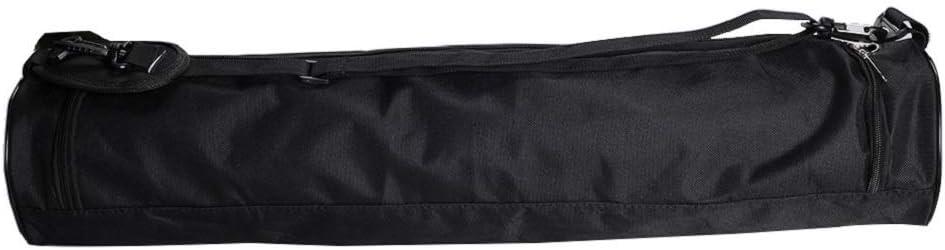 GUAngqi Large Waterproof Yoga Mat Carrying Bag Adjustable Sling Strap Shoulder Yoga Mat Bag