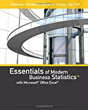 img - for Essentials of Modern Business Statistics with Microsoft Excel (Book Only) book / textbook / text book