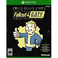 Fallout 4 Game Of The Year Edition for Xbox One by Bethesda