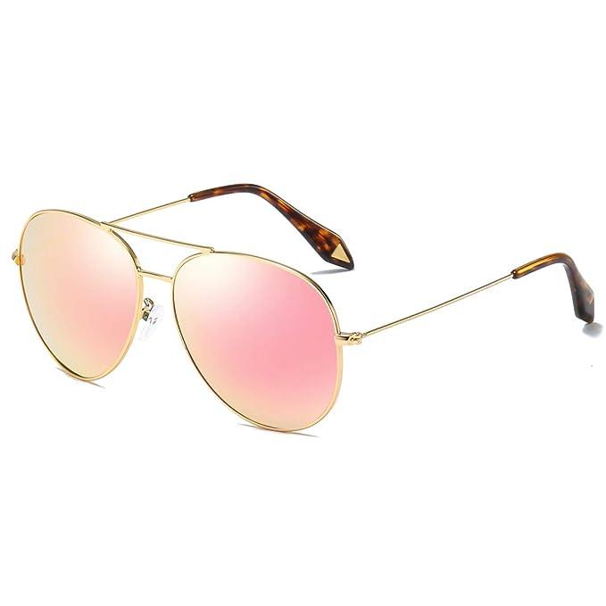 Amazon.com: Cosion - Gafas de sol polarizadas de aviador ...