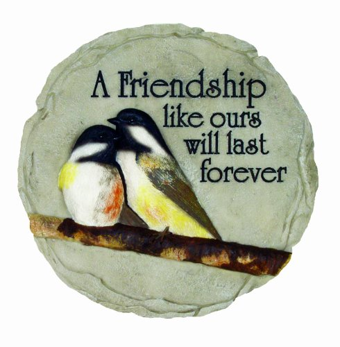 Spoontiques Friendship Like Ours Stepping Stone ()