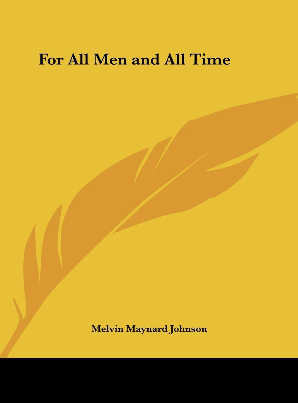 For All Men and All Time pdf