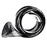SF Casting Fishing Rod Cover ( Black/White )