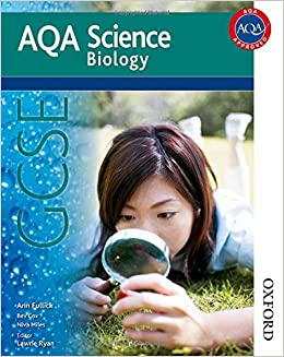 New AQA GCSE Biology Ann Paperback Book by Fullick Aqa Science Students Book