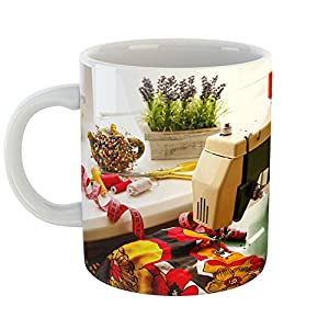 Westlake Art Cotton Material - 11oz Coffee Cup Mug - By Modern Picture Photography Artwork Home Office Birthday Gift - 11 Ounce (a1721z)