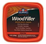 Elmer's Products, Inc E848D12 Carpenter's Wood Filler, 1/2 Pint