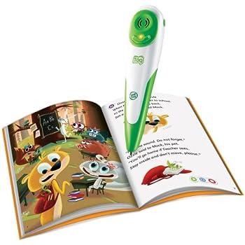 amazon com leapfrog tag reading system compatible with the older rh amazon com LeapFrog Leapster LeapFrog Toys