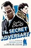 Front cover for the book The Secret Adversary by Agatha Christie