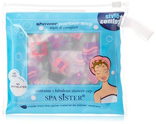 Bath Accessories Shower Parlor Cap, Shopping (Sister Shower Spa)