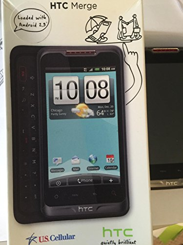 HTC Merge ADR6325 Global 3G Android Smartphone US Cellular