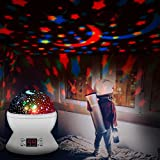 DSTANA Star Projector Night Lights for Kids with