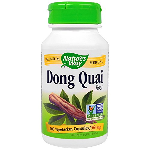 Nature's Way - Dong Quai Root 100 Capsules