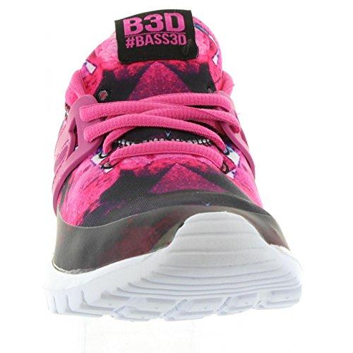 Scarpe sport per Donna BASS3D 41257 NYLON FUCSIA