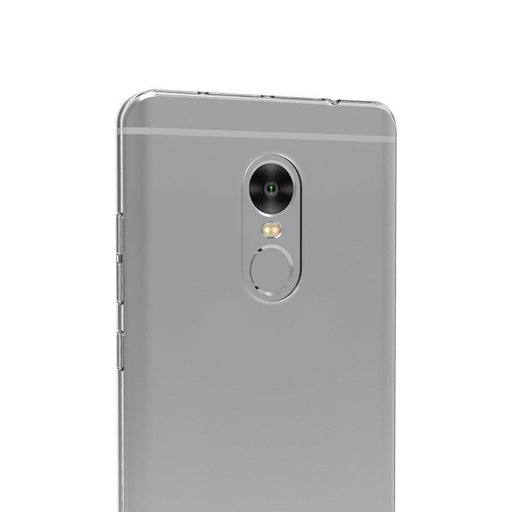 Affix Xiaomi Redmi Note 4 Premium Tpu Back Case Cover Motomo Mi 4i Hardcase Color Electronics